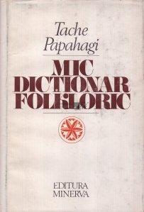 Mic dictionar folkloric