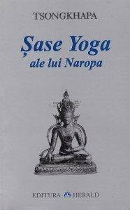 Sase yoga ale lui Naropa