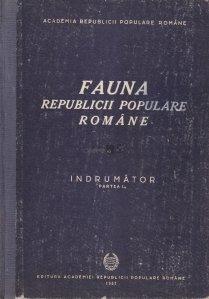 Fauna Republicii Populare Romane