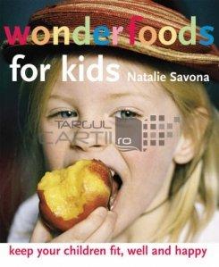 Wonder Foods For Kids