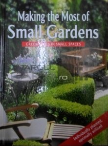 Making The Most Of Small Gardens
