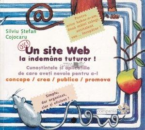 Un site web la indemana tuturor!