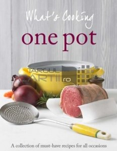 What`s cooking. One pot