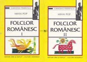 Folclor romanesc