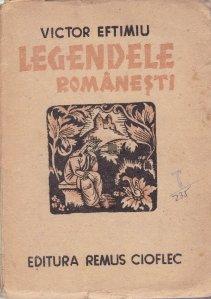 Legendele romanesti