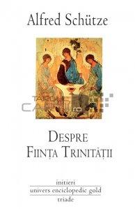 Despre fiinta trinitatii