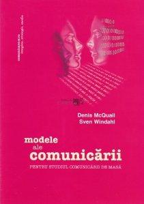 Modele ale comunicarii pentru studiul comunicarii de masa