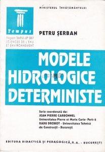 Modele hidrologice deterministe