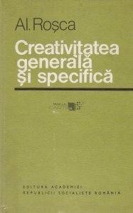Creativitatea generala si specifica