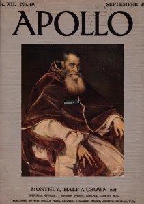 Apollo  Vol XII, No 69