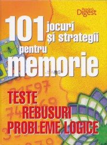 101 jocuri si strategii pentru memorie