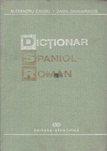 Dictionar spaniol-roman