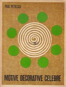 Motive decorative celebre
