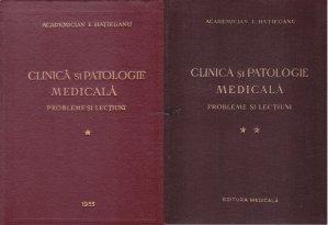 Clinica si patologie medicala