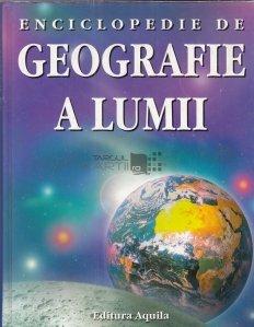 Enciclopedia de geografie a lumii