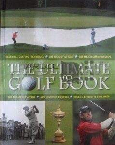 The ultimate golf book / Manual de golf