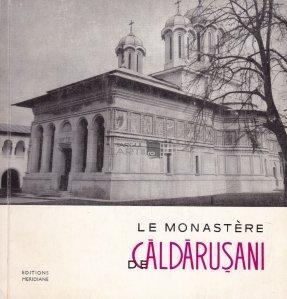 Le monastere de Caldarusani
