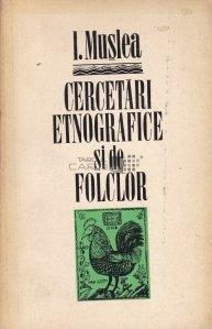 Cercetari etnografice si de folclor 2