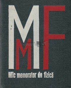 Mic memorator de fizica