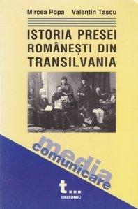 Istoria presei romanesti din Transilvania