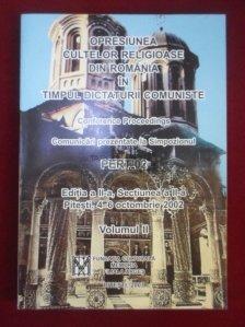 Opresiunea cultelor religioase din Romania in timpul dictaturii comuniste 2