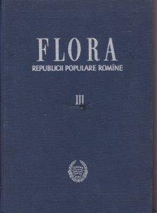 Flora Republicii Populare Romine 3