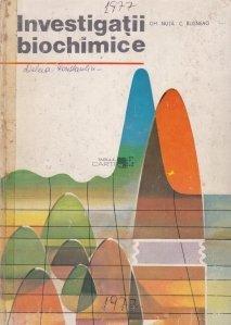 Investigatii biochimice