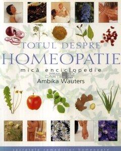 Totul despre Homeopatie