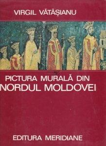 Pictura murala din nordul Moldovei