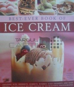 Best-ever book of ice cream / Cele mai bune retete de inghetata