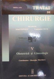 Tratat de chirurgie Obstetrica si ginecologie