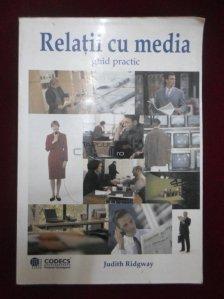 Relatii cu media