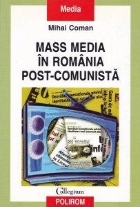 Mass Media in Romania Post-Comunista