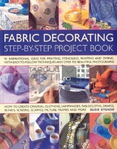 Fabric decorating / Decoratiuni textile