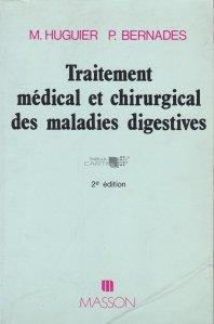 Traitement medical et chirurgical des maladies digestives