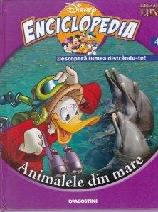 Animalele din mare