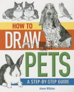 How to draw pets / Desenul animalelor de comapanie