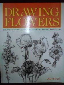 Drawing flowers / Desenul florilor
