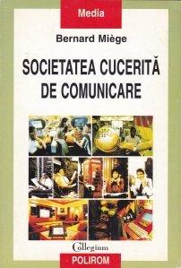 Societatea cucerita de comunicare