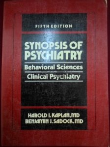 Synopsis of psychiatry