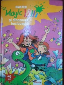 Magic Lilli si dinovaurii buclucasi