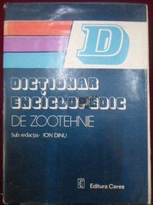 Dictionar enciclopedic de zootehnie