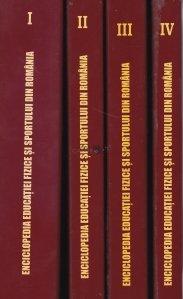 Enciclopedia educatiei fizice si sportului din Romania