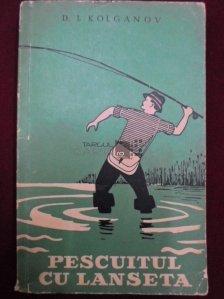 Pescuitul cu lanseta