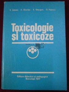 Toxicologie si toxicoze
