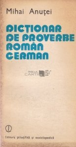 Dictionar de proverbe roman-german
