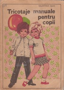 Tricotaje manuale pentru copii
