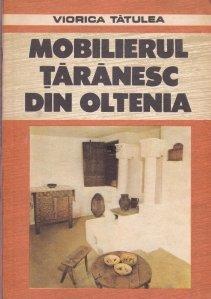 Mobilierul taranesc din Oltenia
