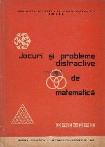 Jocuri si probleme distractive de matematica