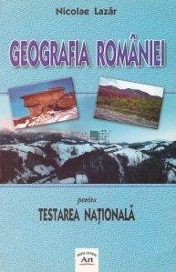 Geografia Romaniei